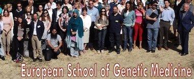3rd Course in Eye Genetics  October 3-6, 2012