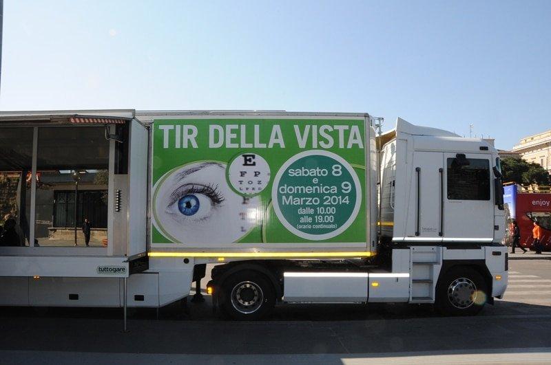 Mesi della vista: in 6 mesi effettuati circa 2000 controlli gratuiti in 10 città italiane