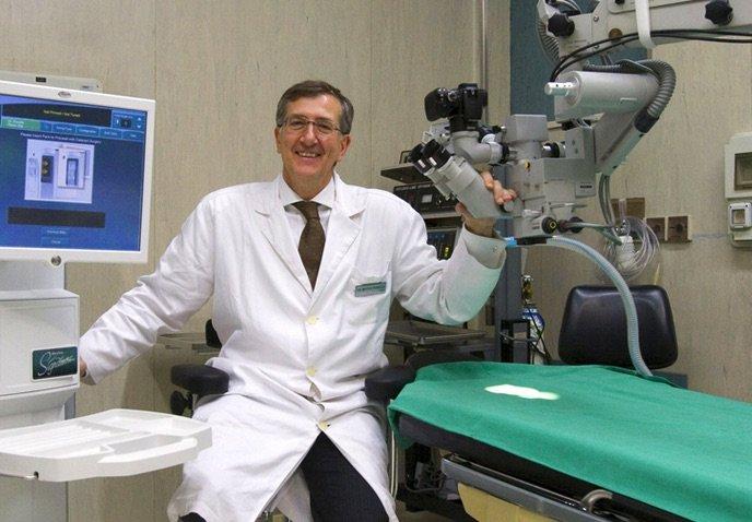 Matteo Piovella (Soi): 700.000 italiani che ogni anno si operano agli occhi rischiano di più